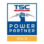 De anul acesta, suntem TSC Auto ID Technology Gold Partener